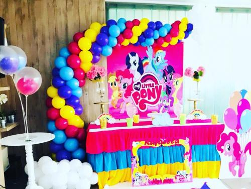 Cumpleaños Pony