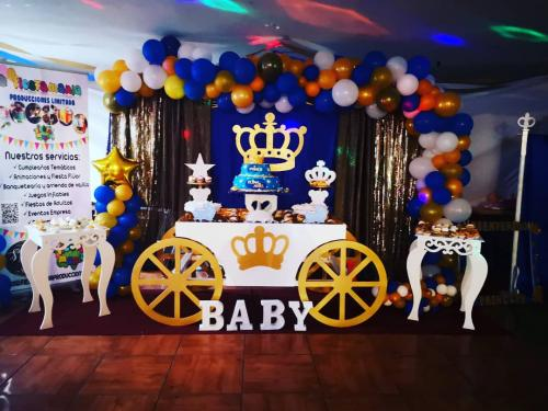 Baby shower Bebe - Carroaje.